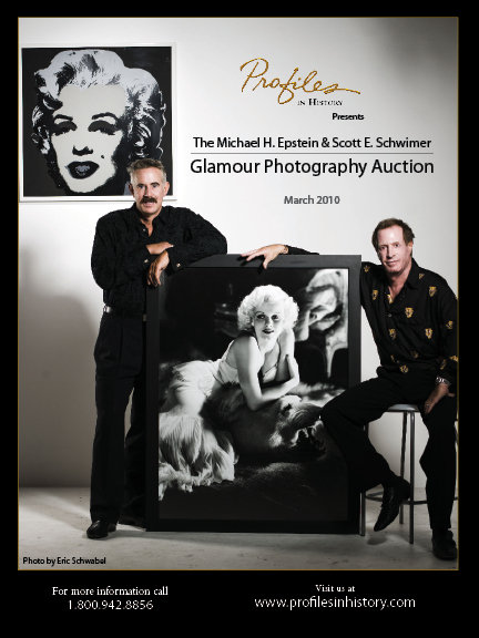 Hurrell Auction, Epstein and Schwimer
