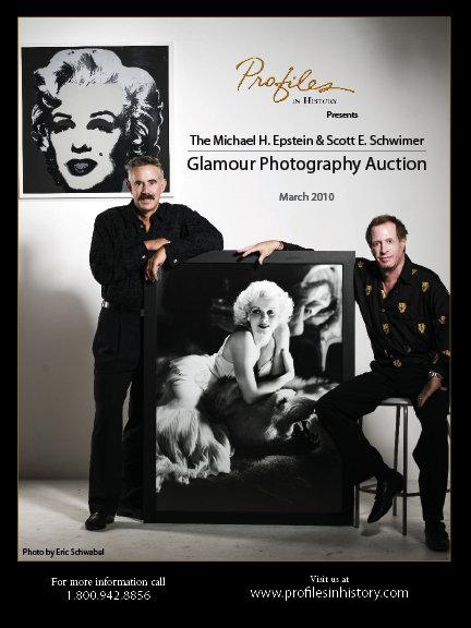Hurrell Auction, Epstein and Schwimer